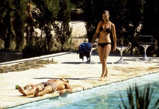 3. la piscine romy schneider and alain delon